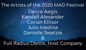 2020 MAD Festival Artists